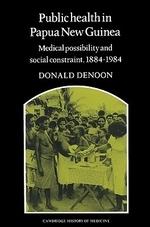 Public Health in Papua New Guinea