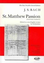 St. Matthew Passion