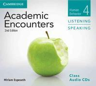 Academic Encounters Level. 4(Listening and Speaking), (CD)