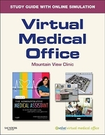 Virtual Medical Office for Kinn's the Administrative Medical Assistant (User Guide and Access Code)