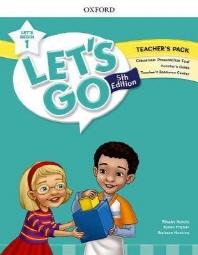 Let's Go, Let's Begin: Level 1: Teachers Book with DVD Online Practice & Trc Pack