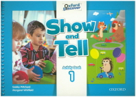 Oxford Discover Show and Tell. 1: Activity Book