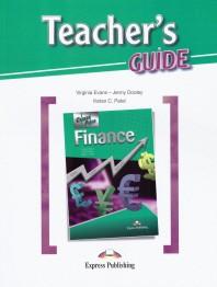 Career Paths: Finance(Teacher's Guide)