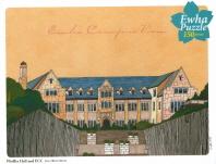이화퍼즐 150 Pieces: Pfeiffer Hall and ECC