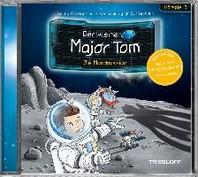 Der kleine Major Tom. Hoerspiel 3: Die Mondmission