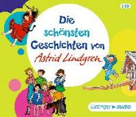 Die schoensten Geschichten von Astrid Lindgren (3 CD)
