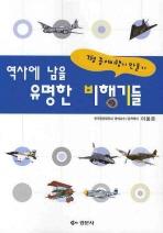 역사에 남을 유명한 비행기들