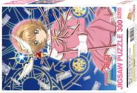 카드캡터 체리 미니 직소퍼즐 매직서클(300 pcs)