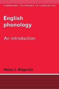 English Phonology : An Introduction (Cambridge