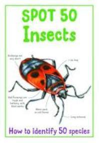 Spot 50 Insects. Camilla de La Bedoyere