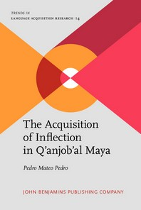 The Acquisition of Inflection in Q Anjob Al Maya