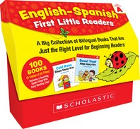 English-Spanish First Little Readers