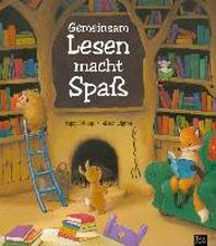 Gemeinsam Lesen macht Spass