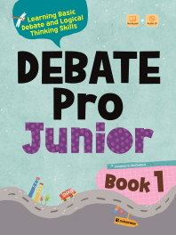 Debate Pro Junior Book. 1