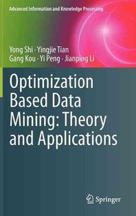Optimization Based Data Mining