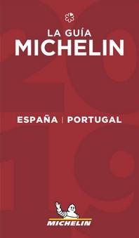 Michelin Guide Spain & Portugal (Espana/Portugal) 2019