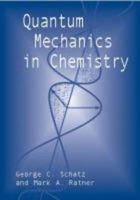 Quantum Mechanics in Chemistry