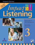 Impact Listening 3. (Student Book)