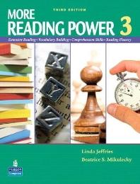 More Reading Power 3 (SB)