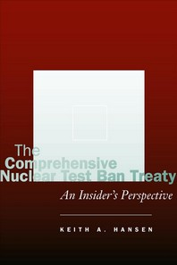 The Comprehensive Nuclear Test Ban Treaty