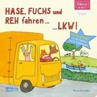 ELTERN-Buecher: Hase, Fuchs und Reh fahren ... LKW!