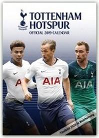 Tottenham Hotspur 2020 - A3 Format Posterkalender