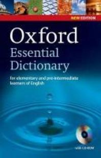 Oxford Essential Dictionary [With CDROM]