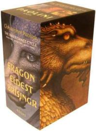 Inheritance 3-Book Trade Paperback Boxed Set (Eragon, Eldest, Brisingr)