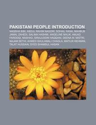 Pakistani People Introduction