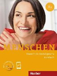 Menschen B1. Kursbuch mit DVD-ROM