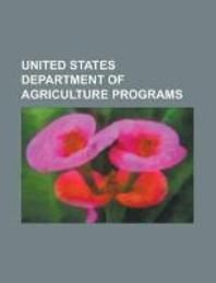 United States Department of Agriculture Programs