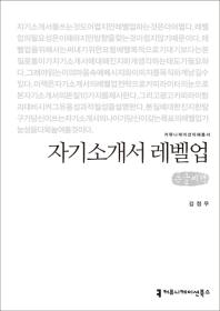 자기소개서 레벨업(큰글씨책)