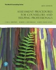 Assessment Procedures for Counselors and Helping Professionals Plus Mylab Counseling with Enhanced Pearson Etext -- Access Card Package [With Access C