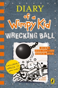 Diary of a Wimpy Kid #14: Wrecking Ball (Book 14) (영국판)