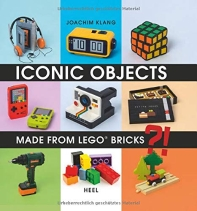 Iconic Objects Made from Lego(r) Bricks