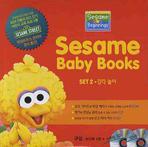 SESAME BABY BOOKS SET. 2: 감각놀이