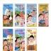 제멋대로 휴가 1-7번 시리즈 (전7권)
