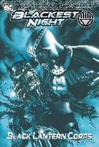 Black Lantern Corps, Volume 1