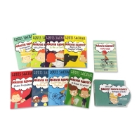 Marvin Redpost.1~8 (Book+CD+Wordbook) Full Set
