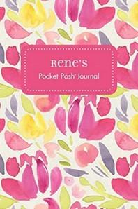 Rene's Pocket Posh Journal, Tulip