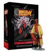 Hellboy Book and Figure Boxed Set [With Hellboy Figure]