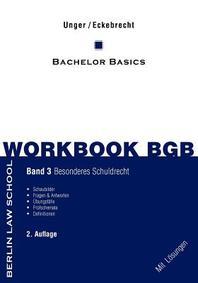 Workbook BGB Band III