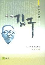 백범 김구 4 (조직 및 정당활동)