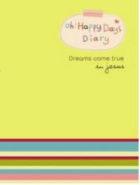 Happy Days Diary(2013)(그린)
