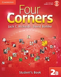 Four Corners 2B Student's Book [With CDROM]