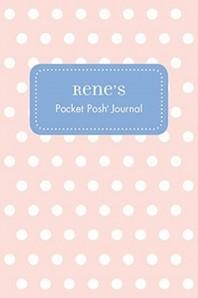 Rene's Pocket Posh Journal, Polka Dot