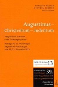 Augustinus - Christentum - Judentum