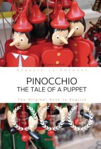 PINOCCHIO - 피노키오 (영문원서)