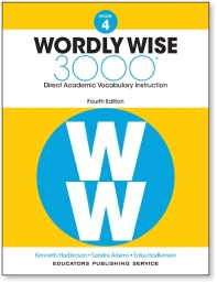 Wordly Wise 3000: Book 4 (4/E)