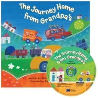 노부영 송 애니메이션 The Journey Home from Grandpa's (원서 & 하이브리드 CD)